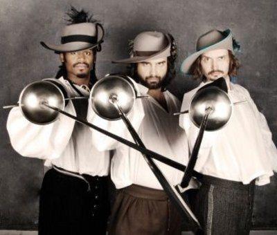 I tre moschettieri nel forex