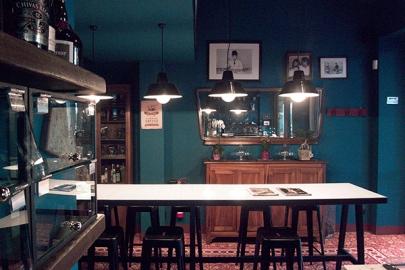 CAFFE' NAPOLI - Milano (design C14)